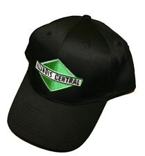 Illinois Central Green Diamond Logo Embroidered Hat [hat06]