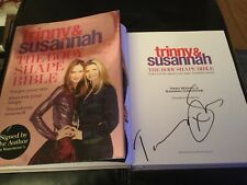 The Body Shape Bible Trinny and Susannah Signed