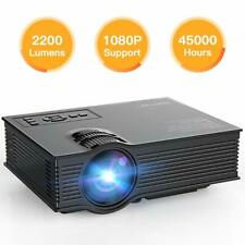 APEMAN Projector Mini Portable Projector Upgraded 2200 Lumens LED Full HD
