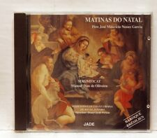 CLEOFE PERSON - NUNES GARCIA Matinas do Natal OLIVEIRA Magnificat JADE CD NM