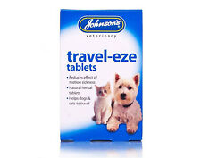 Johnsons Travel-Eze Tablets Medication For All Cats And Dogs