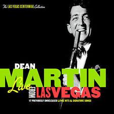 Audio CD: Dean Martin: Live From Las Vegas, Martin, Dean. Very Good Cond. Live.