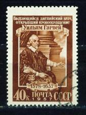 Russia Famous English Physician William Harvey 300 Ann 1957