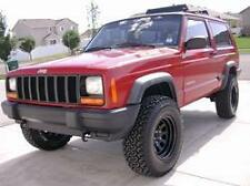 "Jeep Cherokee 2"" COMPLETE Budget lift, WITH shock extensions! No other kits have"