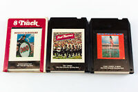Ohio State Buckeyes Marching Band: Stars & Stripes, Bandstand & More 3x 8 Tracks
