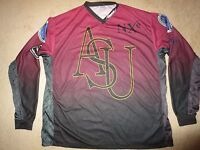 Arizona State University Sun Devils Paint Ball Team NCPA ASU Jersey 2XL