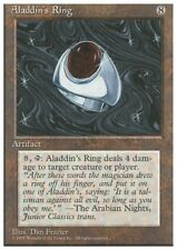 MTG 1x ALADDIN'S RING - 4th Edition *Rare NM*