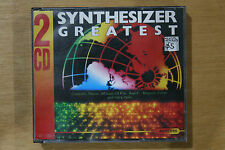 Synthesizer Greatest 2CD - Chariots Of Fire (Box C102)