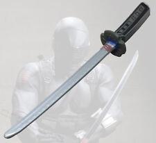 2008 G.I. JOE The Rise of Cobra SNAKE EYE sword play toy