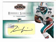 2002 Travis Minor Honorable Signatures