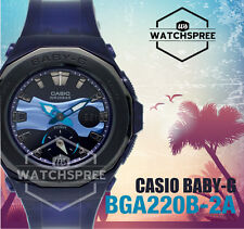 Casio Baby-G Beach Glamping Series Watch BGA220B-2A