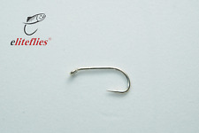 """Elite """"Platinum"""" Comp Heavyweight size 10 fly tying hook , fly fishing, trout"""