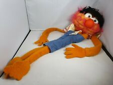 1978 Fisher Price The Muppets Show - Animal - Soft Toy Hand Glove Puppet Doll