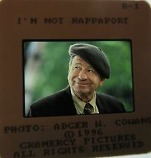 I'M NOT RAPPAPORT CAST Walter Matthau Ossie Davis Amy Irving 1996 SLIDE 1