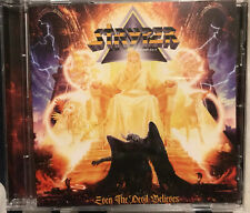 Stryper -- Even the Devil Believes / CD