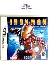Ironman Nintendo DS PAL/SPA Precintado Videojuego Nuevo New Sealed Iron Man