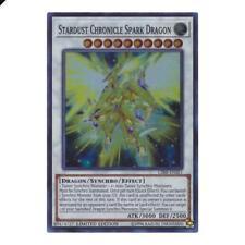 YuGiOh Stardust Chronicle Spark Dragon - CIBR-ENSE1 - Super Rare Limited Promo