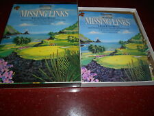 MISSING LINKS MURDER MYSTERY JIGSAW PUZZLE BePuzzled 500 Pieces Solve The Crime