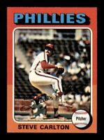 1975 Topps Set Break # 185 Steve Carlton NM-MINT *OBGcards*