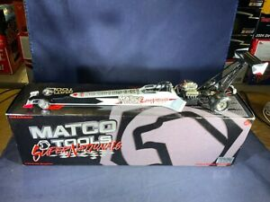 F8-24 SUPERNATIONALS 10/26/97 MATCO TOOLS - NHRA TOP FUEL DRAGSTER - 1:24 SCALE