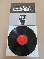LEONARD COHEN I'm Your Man LP RARE 1988 UK ORIGINAL A1 / B1 PRESSING 4606421