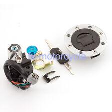 Ignition Switch Gas Cap Set Keys For Suzuki GSXR1000 GSXR600 GSXR750 07-15 2010