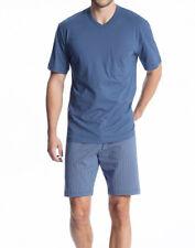 CALIDA Schlafanzug kurz XXL mountain blue 40080