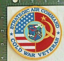 U.S. Air Force Strategic Air Command (Sac) Cold War Veteran Usaf Patch (Mp)