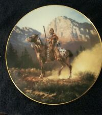 Mystic Warriors > The Hamilton Plate Collection > Top Gun by Chuck Ren Euc