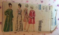 Vogue 1960s Dresses Collectable Sewing Patterns