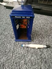Doctor Who Soinc Screwdriver And Tardis