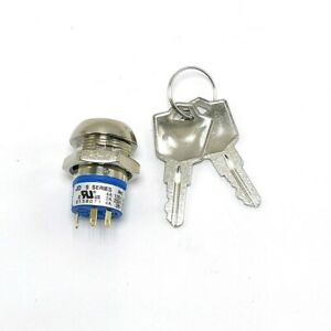 Lot Of 10-Electric Mobility Scooter Ignition Switch with Keys,
