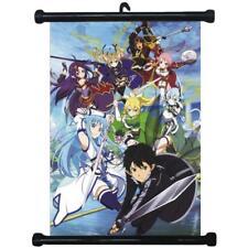 sp210987 Sword Art Online Japan Anime Home Décor Wall Scroll Poster 21 x 30cm