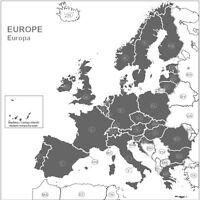 OPEL Navi CD70 Europa + Deutschland +Alpen Update CD Rom Paket 2015 Astra Vectra