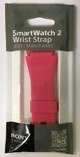 Sony SmartWatch 2 Wrist Strap SW2 SE20 Band - Pink