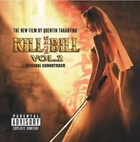 KILL BILL VOL. 2 Original Soundtrack (2004) 15-track CD NEW/SEALED