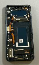 OEM LG G8 ThinQ OLED Black Screen Digitizer Assembly Frame G820 G820UM LCD
