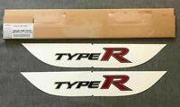 HONDA CIVIC TYPE-R FD2 SIDE DECAL SET STICKER 08F30-SNW-000A JDM OEM NEW JAPAN