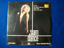 Slam Dance SEALED Laserdisc Tom Hulce Mastrantonio Harry Dean Stanton Madsen