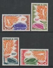 Congo (Brazzaville) - 1964, Air. Olympic Games, Tokyo set - MNH - SG 52/5