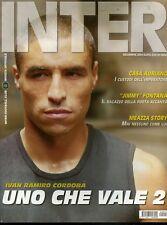 Inter Football Club anno 2004 n° 11/12 Ivan Ramiro Cordoba