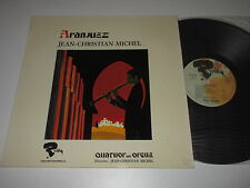 LP/ARANJUEZ/JEAN CHRISTIAN MICHEL/QUATUOR AVEC ORGUE/Riviera 521 041 France