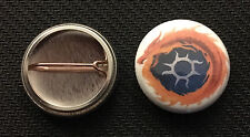 "Warhammer 40k Thousand Sons 1"" pin button - Chaos Space Marine  Buy 2 Get 1 Free"