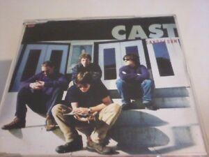 CAST Sandstorm 4-track CD Single POST FREE