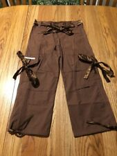 Handmade Casual Urban Resort By BHC Designer Australian Pants NWT Small Size