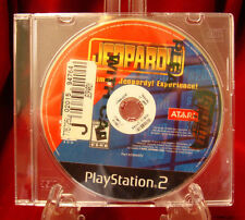 Sony PlayStation 2 - Jeopardy! (2003) / DISC ONLY - Former Rental
