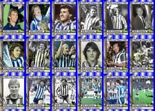 IFK Gothenburg 1982 UEFA CUP Winners football trading cards