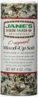 Jane's Krazy Mixed Up Salt, 4 Ounce