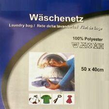 2x Wäschenetze XL Wäschesäcke Wäschenetz Wäschesack Wäschebeutel 50 x 40 cm groß