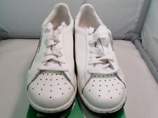 Vintage 1980's Puma Sampson Low Mens Running Shoes, Size 6, White
